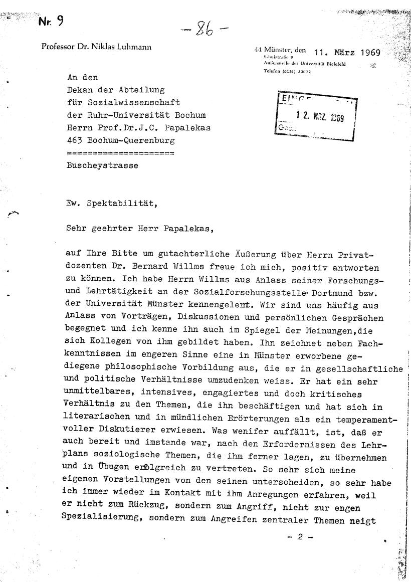 Bochum_VDS_1969_RUB_Berufungspolitik_096
