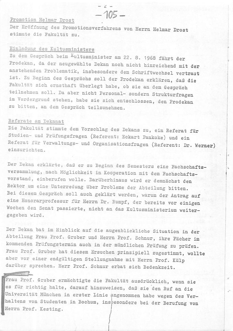 Bochum_VDS_1969_RUB_Berufungspolitik_115