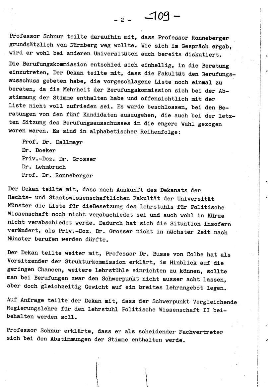 Bochum_VDS_1969_RUB_Berufungspolitik_119