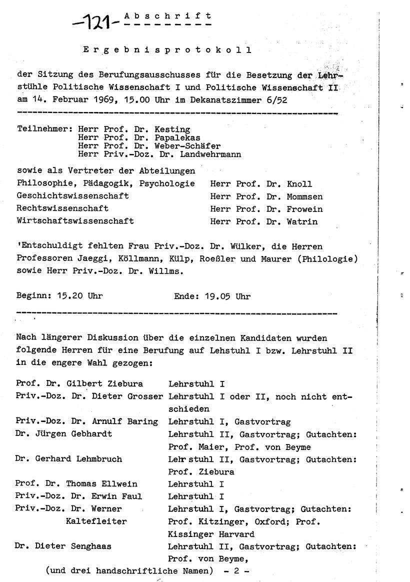 Bochum_VDS_1969_RUB_Berufungspolitik_130