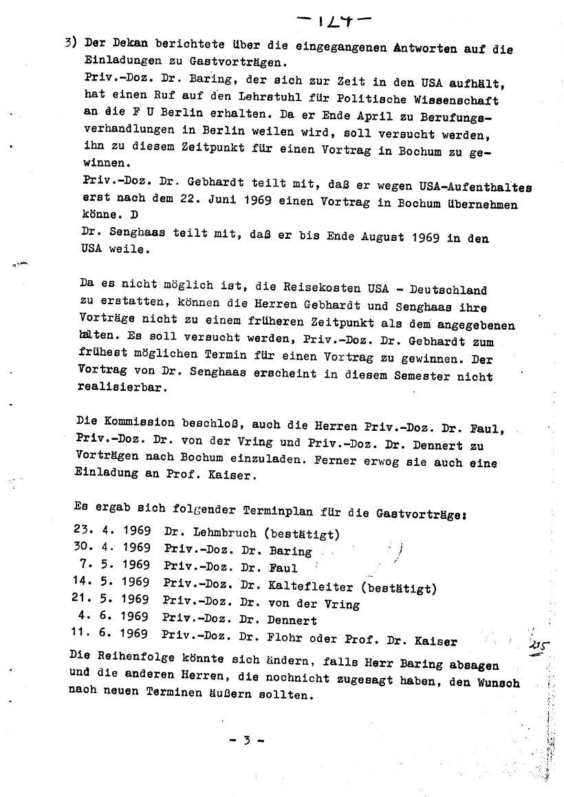 Bochum_VDS_1969_RUB_Berufungspolitik_133