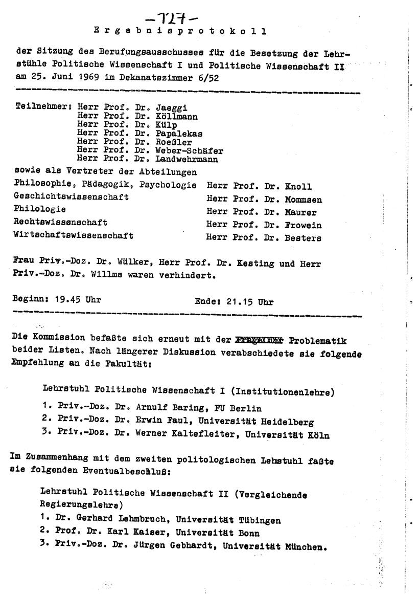 Bochum_VDS_1969_RUB_Berufungspolitik_136