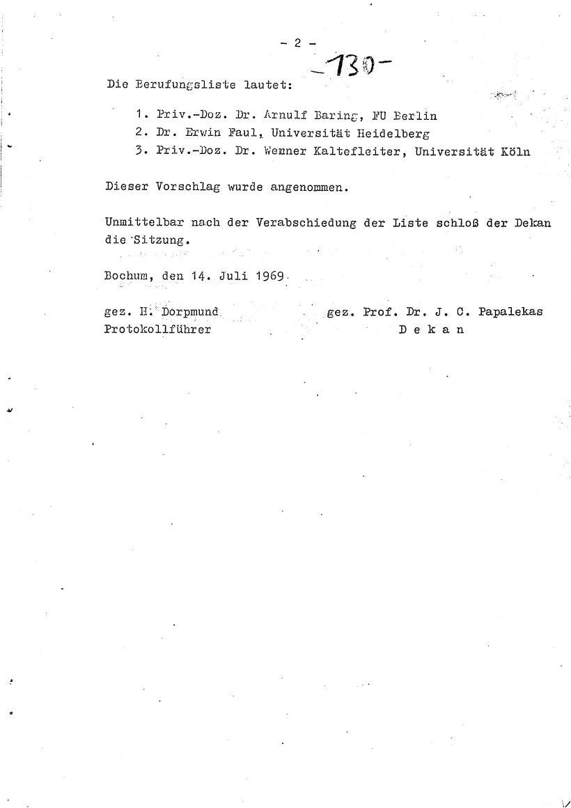 Bochum_VDS_1969_RUB_Berufungspolitik_139