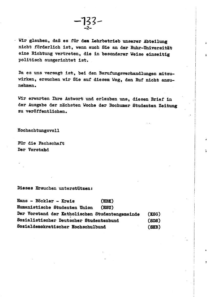 Bochum_VDS_1969_RUB_Berufungspolitik_142