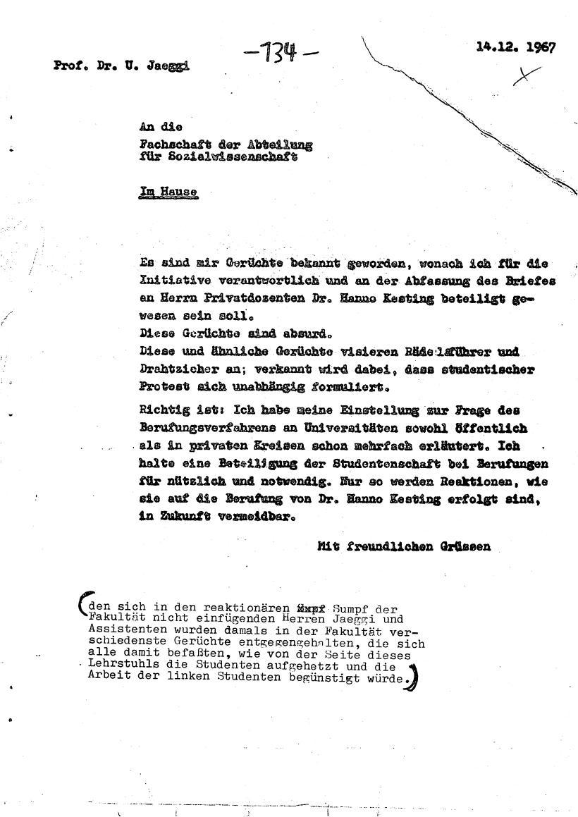 Bochum_VDS_1969_RUB_Berufungspolitik_143