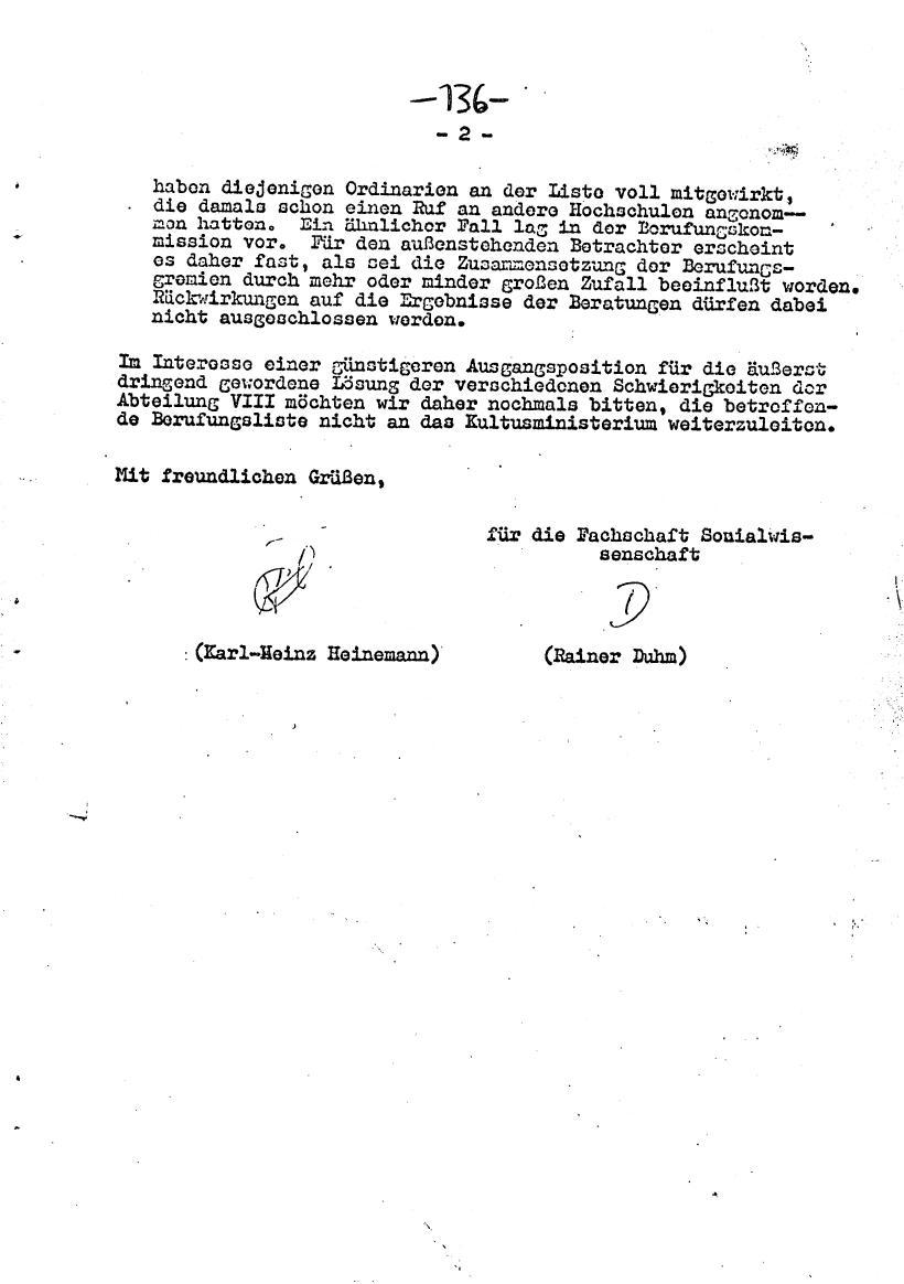 Bochum_VDS_1969_RUB_Berufungspolitik_145