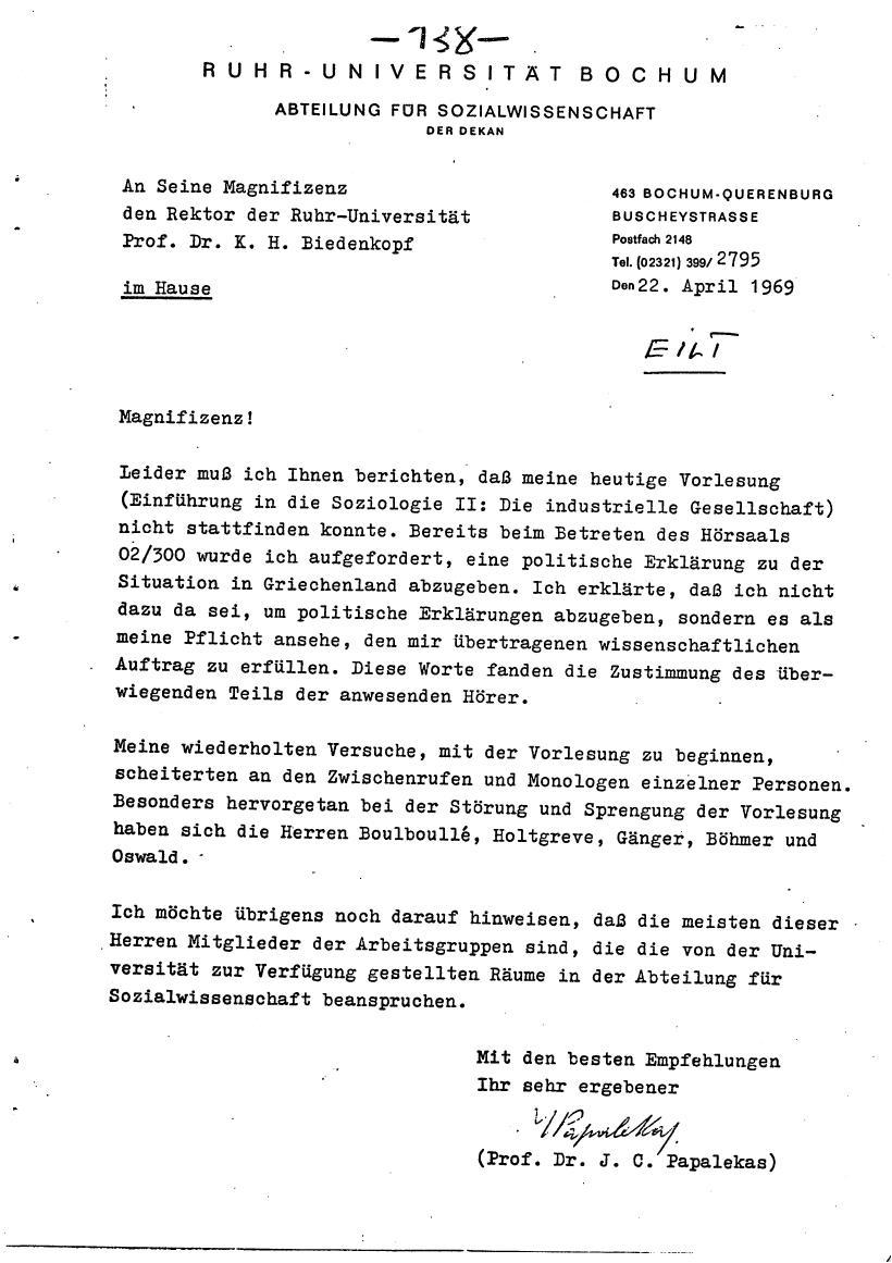 Bochum_VDS_1969_RUB_Berufungspolitik_148