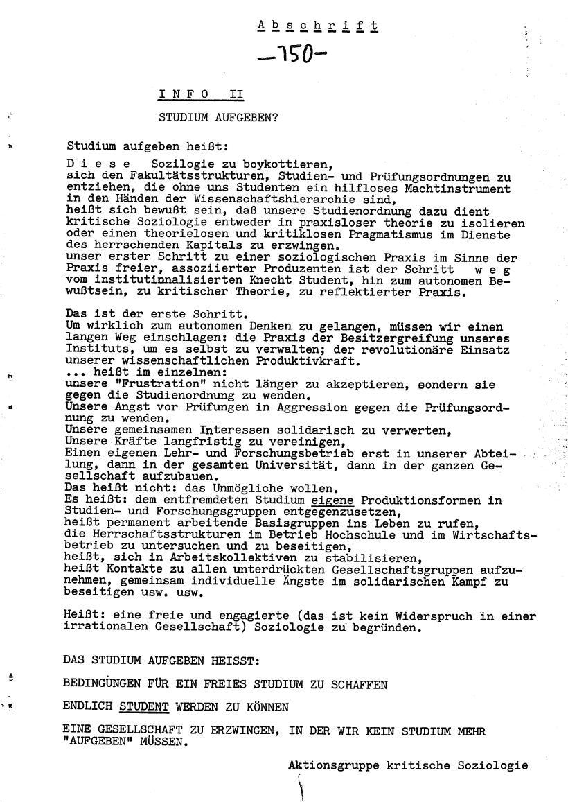 Bochum_VDS_1969_RUB_Berufungspolitik_159