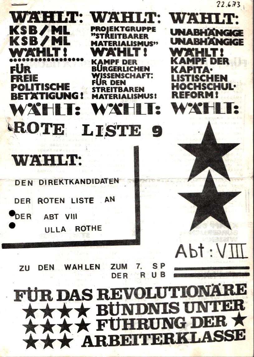 Bochum_VDS_Rote_Liste_1973_Wahlaufruf_001