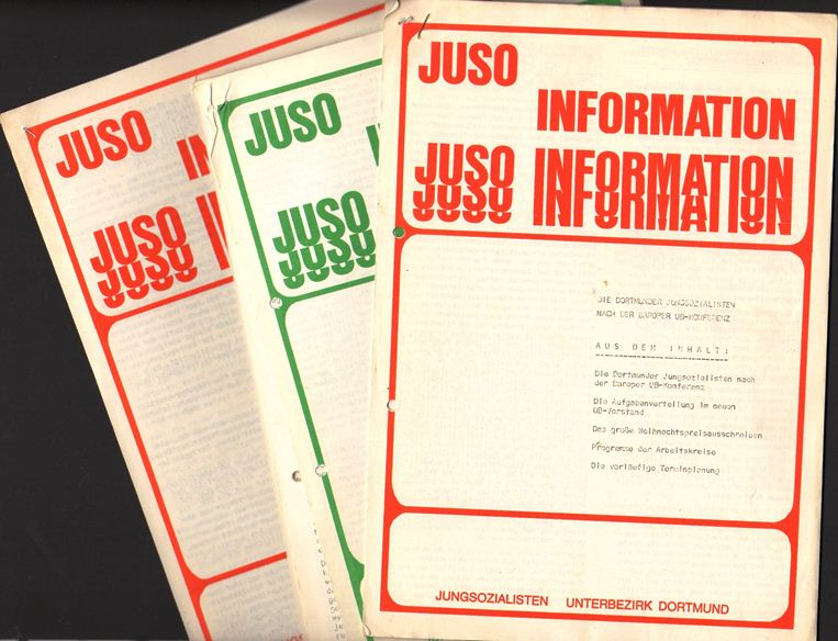 Juso Information, Unterbezirk Dortmund