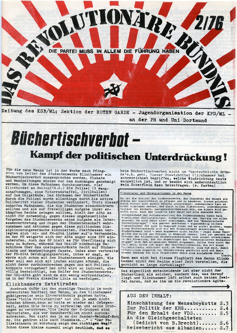 KSBML_Dortmund_Revolutionaeres_Buendnis_1976_02_01
