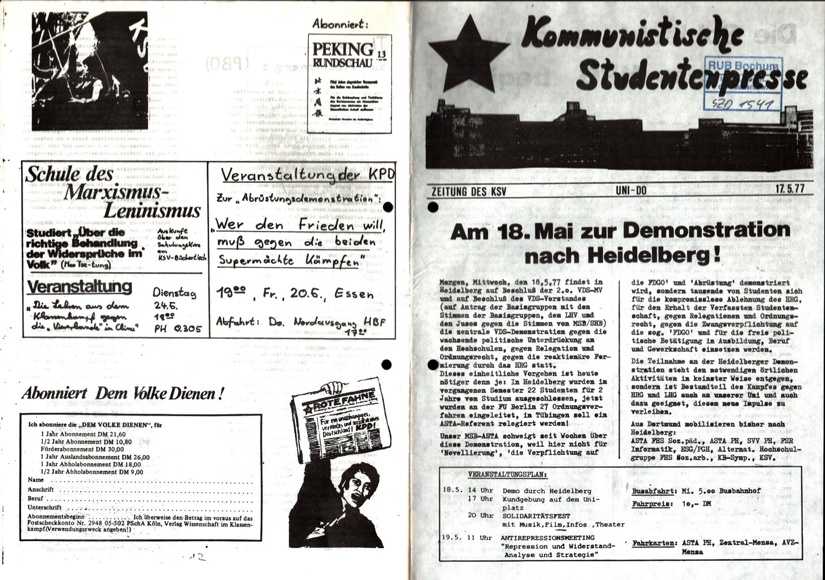 Dortmund_KSV_Studentenpresse_Uni_1977_05_17_001
