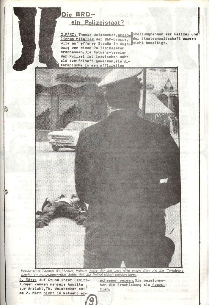Herner Schülerpresse, Mai 1972, Seite 9