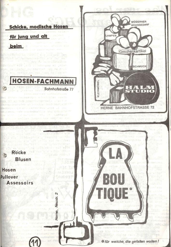 Herner Schülerpresse, Mai 1972, Seite 11