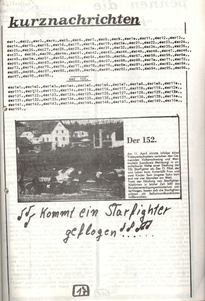 Herner Schülerpresse, Mai 1972, Seite 17