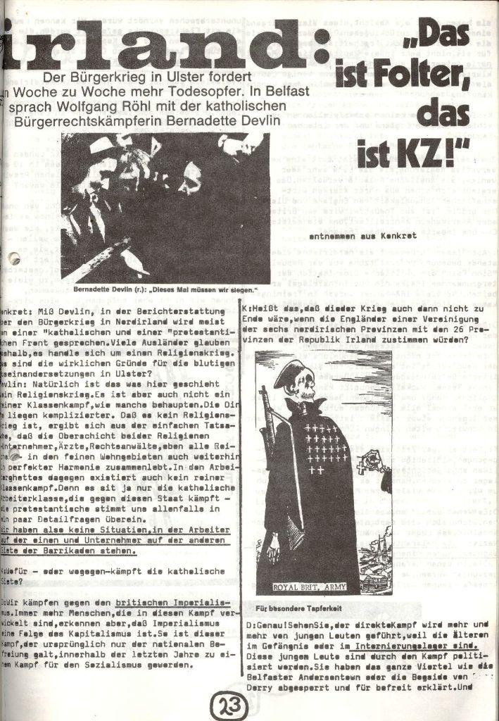 Herner Schülerpresse, Mai 1972, Seite 23
