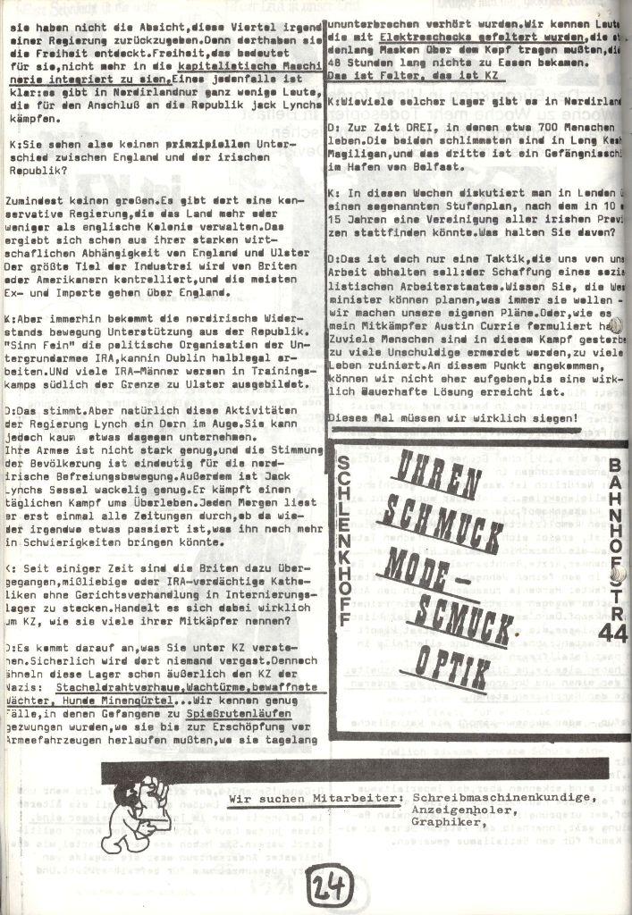 Herner Schülerpresse, Mai 1972, Seite 24