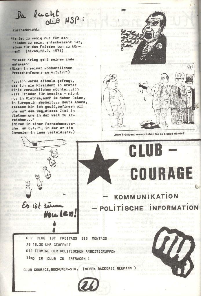 Herner Schülerpresse, Mai 1972, Seite 26