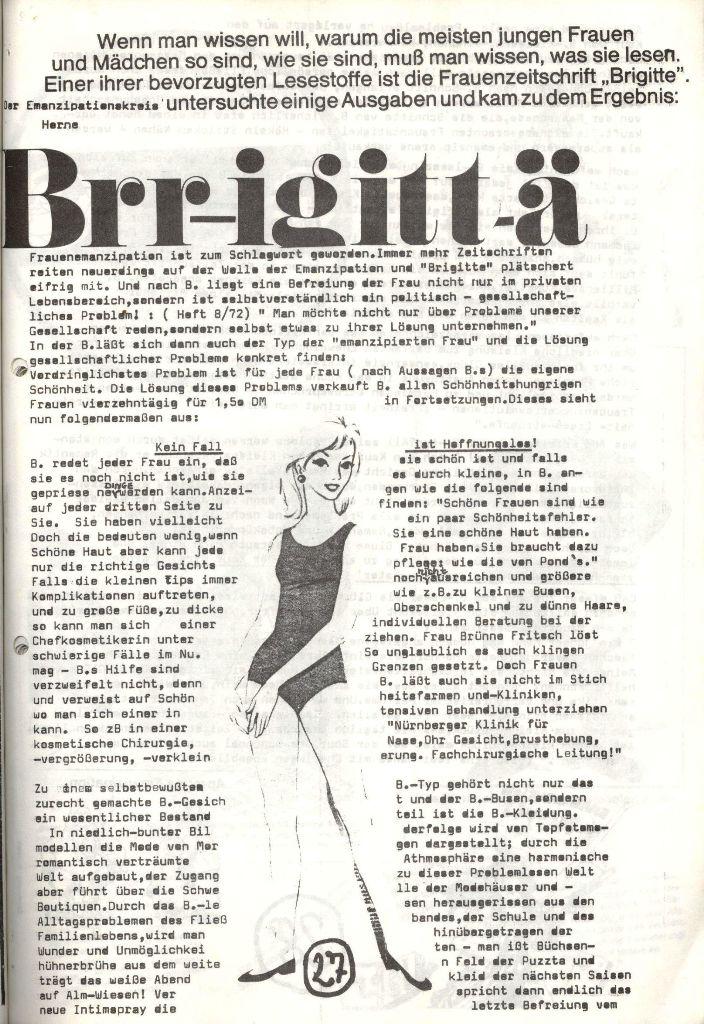 Herner Schülerpresse, Mai 1972, Seite 27