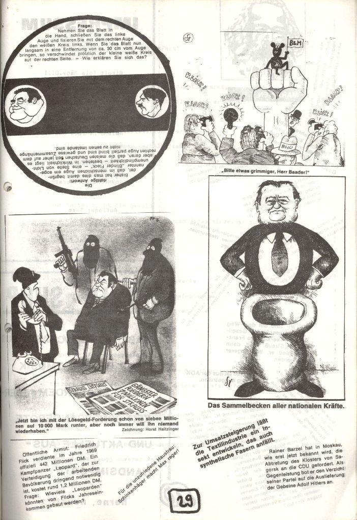 Herner Schülerpresse, Mai 1972, Seite 29