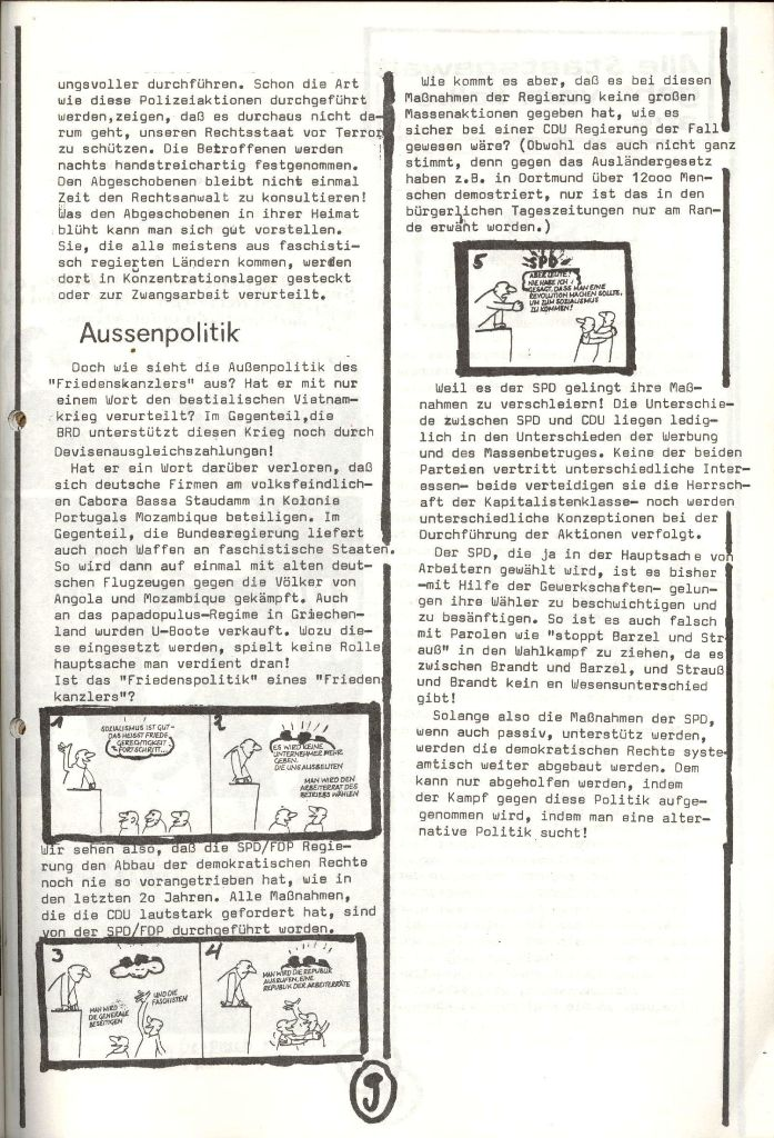 Herner Schülerpresse, Nov. 1972, Seite 9