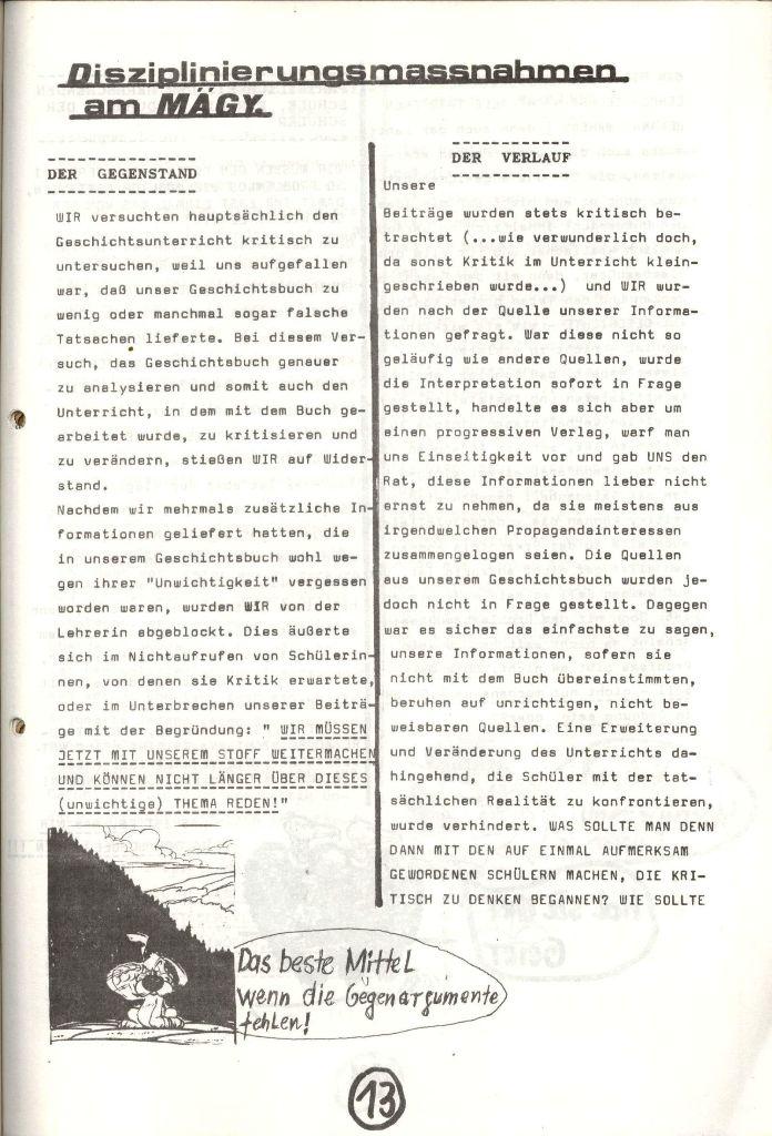 Herner Schülerpresse, Nov. 1972, Seite 13