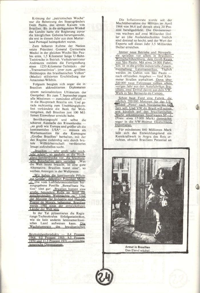 Herner Schülerpresse, Nov. 1972, Seite 24