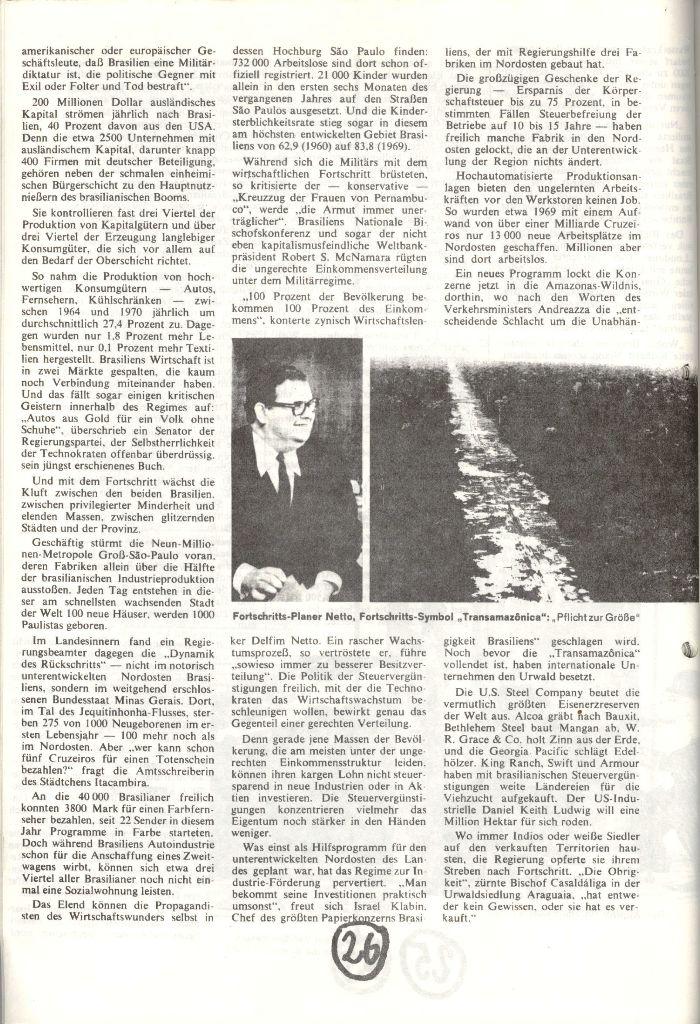 Herner Schülerpresse, Nov. 1972, Seite 26
