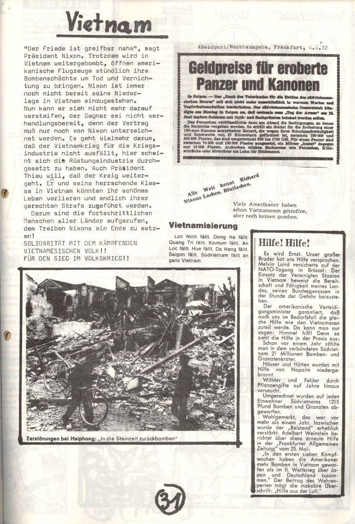 Herner Schülerpresse, Nov. 1972, Seite 31
