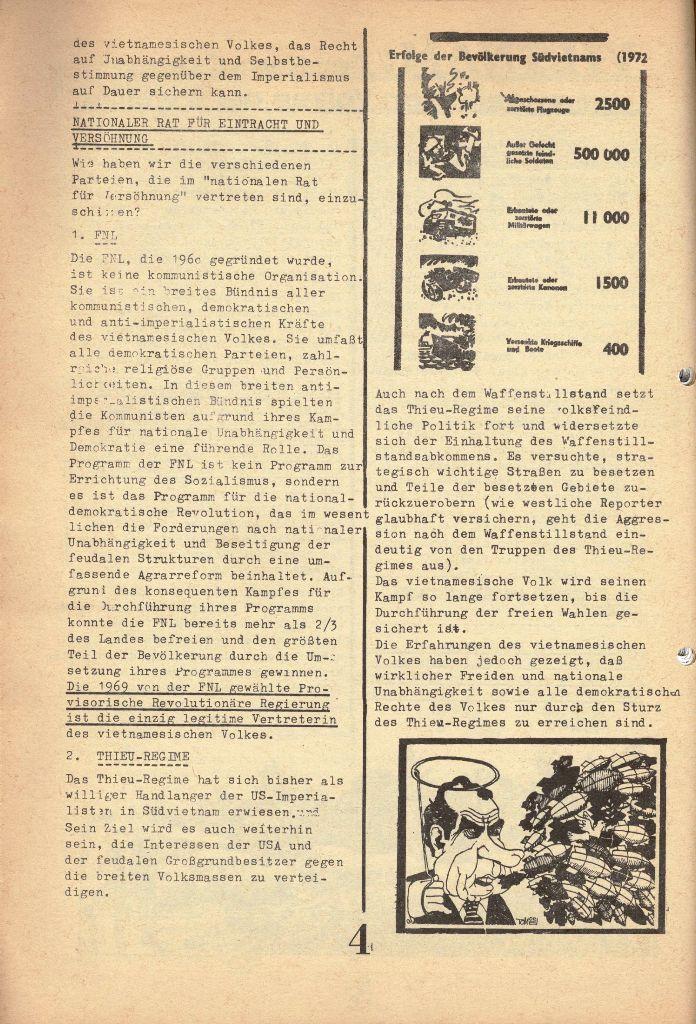 Herner Schülerpresse, 1/73, Seite 4