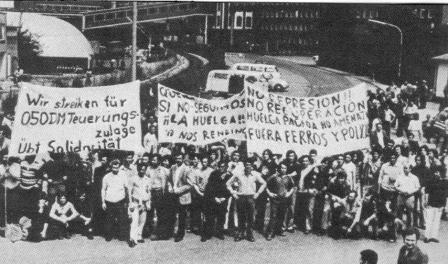 Streik bei Hella in Lippstadt