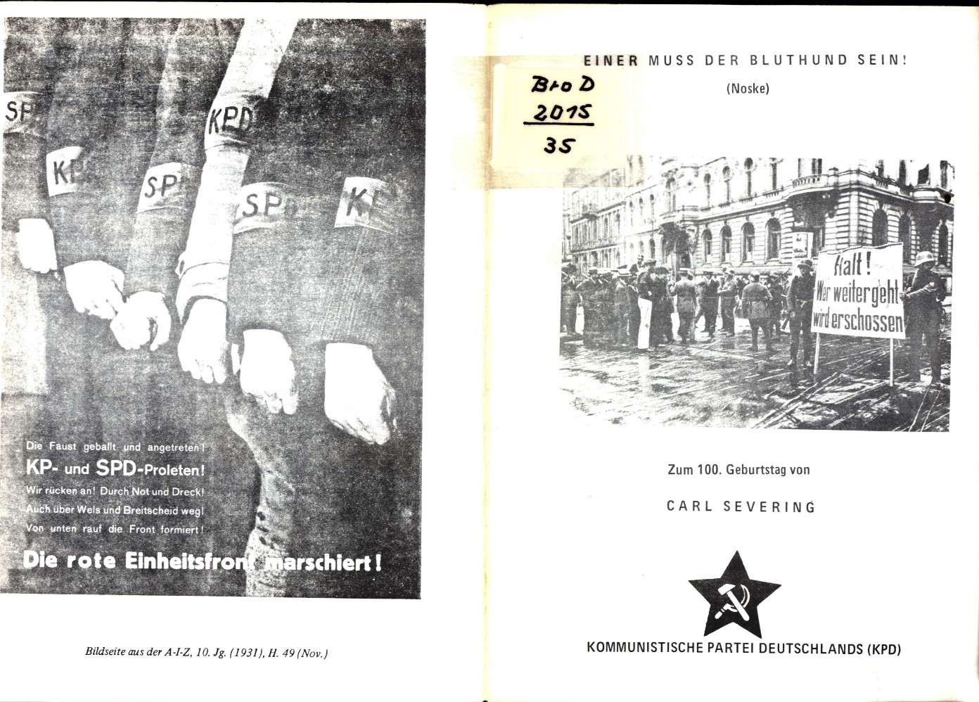 Bielefeld_KPD_1975_Carl_Severing_01