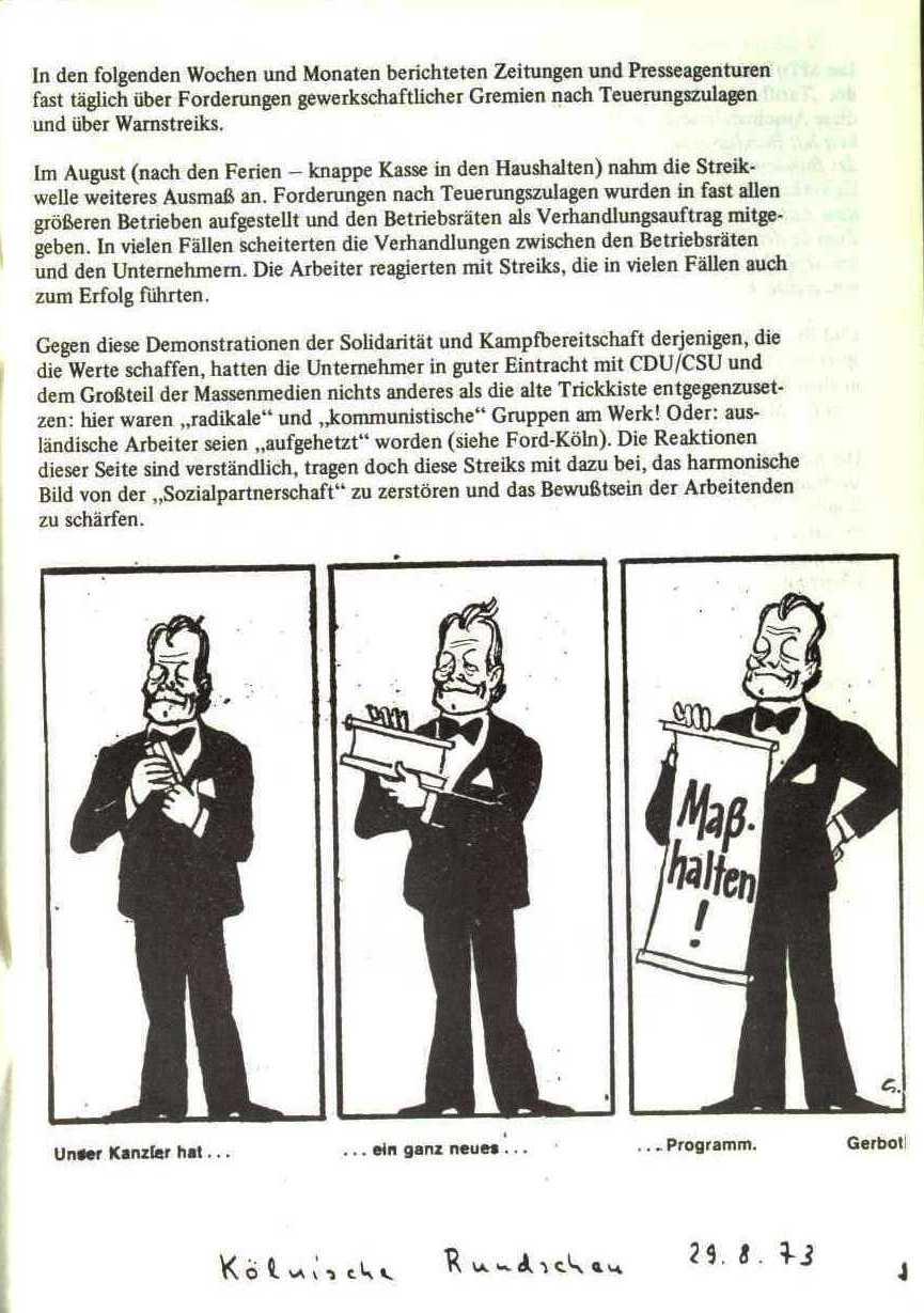 Rheinstal_Dokumentation der SJD_Die Falken, Bezirk Ostwestfalen_Lippe [1973], Seite 5