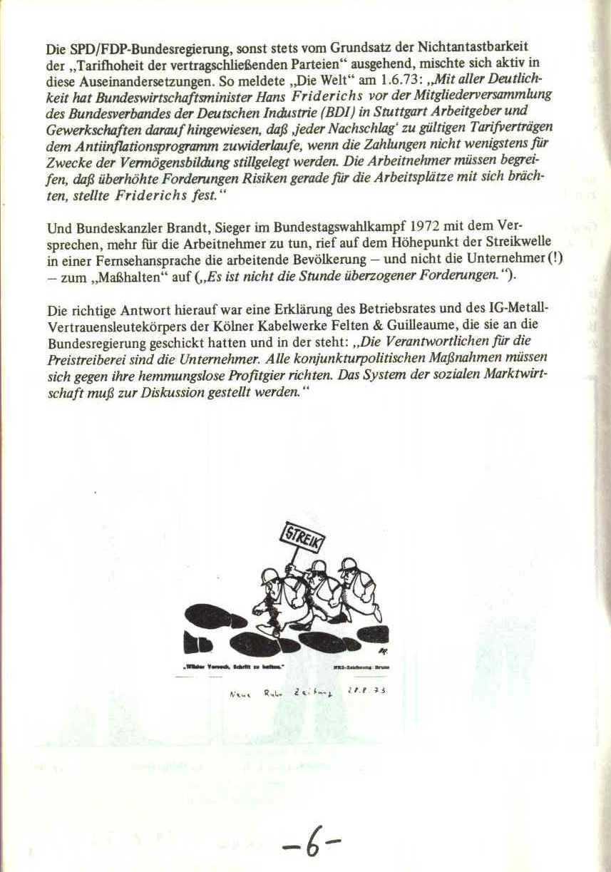 Rheinstal_Dokumentation der SJD_Die Falken, Bezirk Ostwestfalen_Lippe [1973], Seite 6