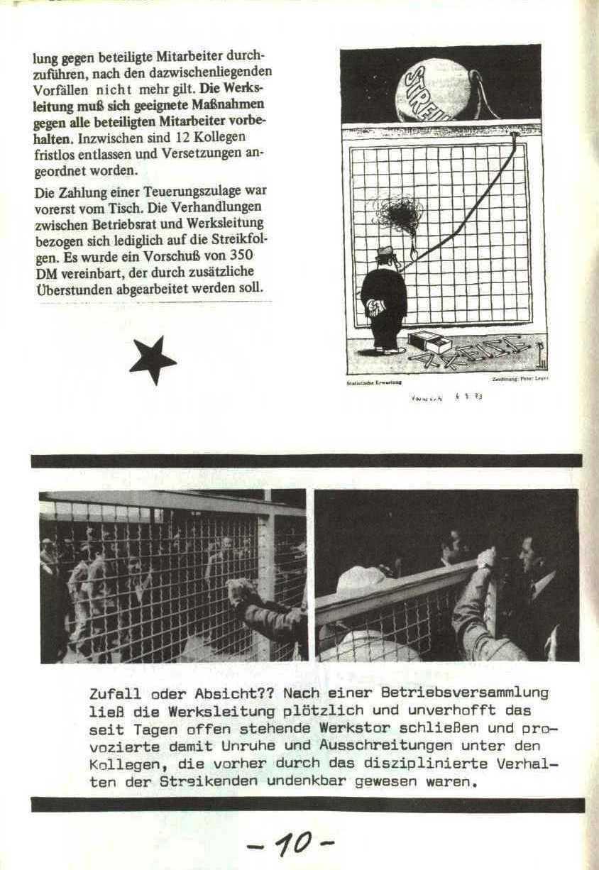 Rheinstal_Dokumentation der SJD_Die Falken, Bezirk Ostwestfalen_Lippe [1973], Seite 10