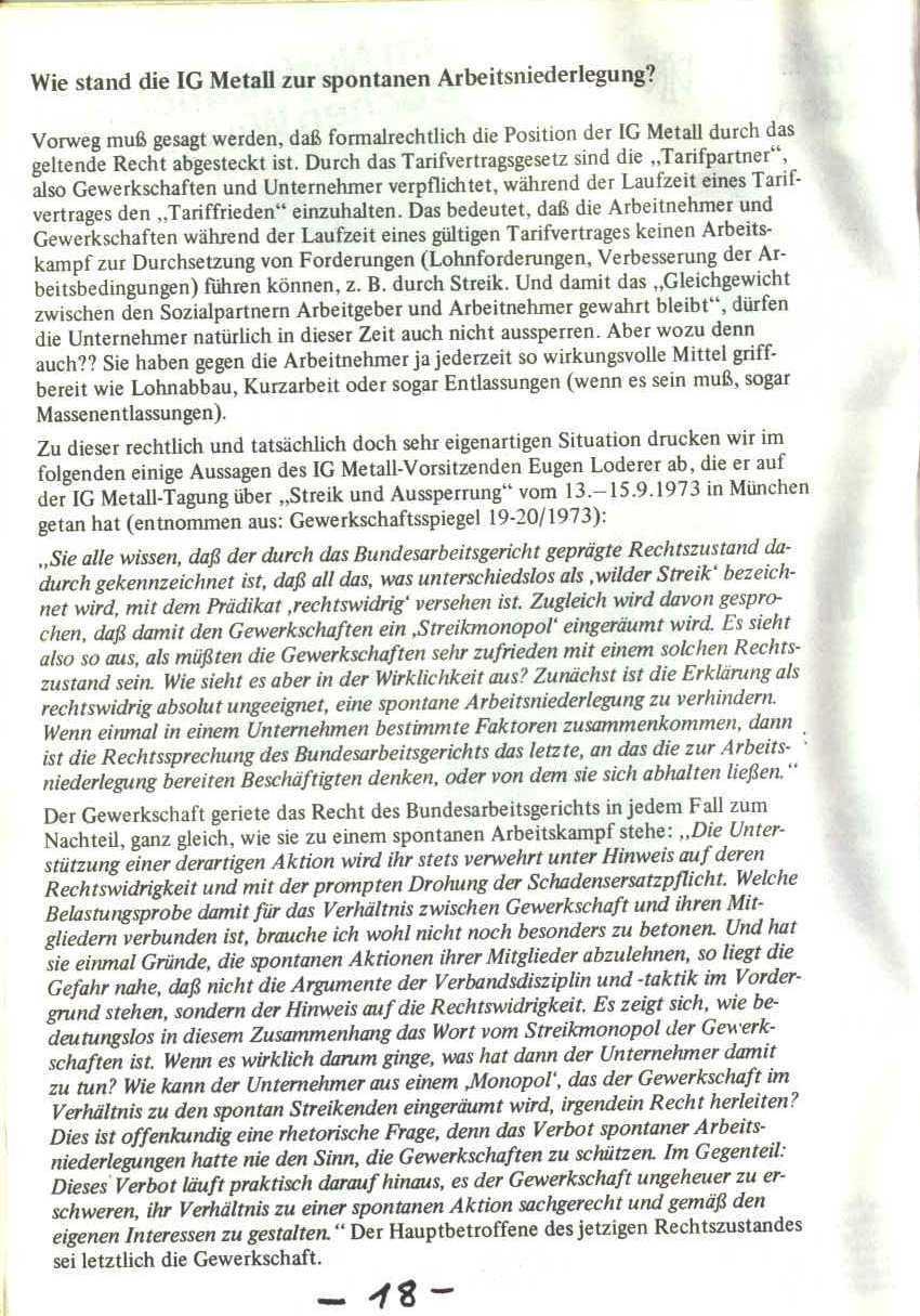 Rheinstal_Dokumentation der SJD_Die Falken, Bezirk Ostwestfalen_Lippe [1973], Seite 18
