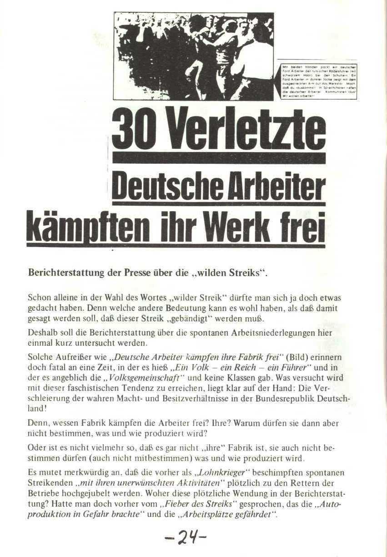 Rheinstal_Dokumentation der SJD_Die Falken, Bezirk Ostwestfalen_Lippe [1973], Seite 24