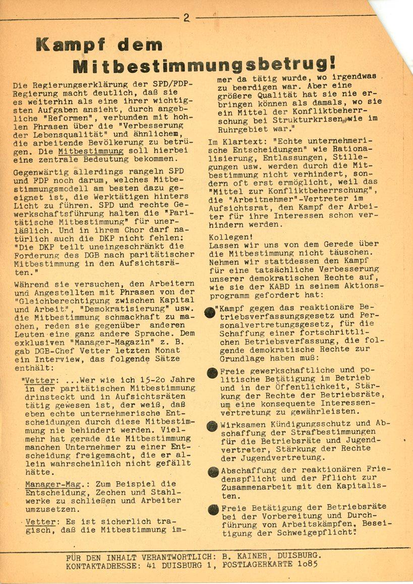 Duisburg_KABD_Roter_Demag_Kurier_1973_02_02