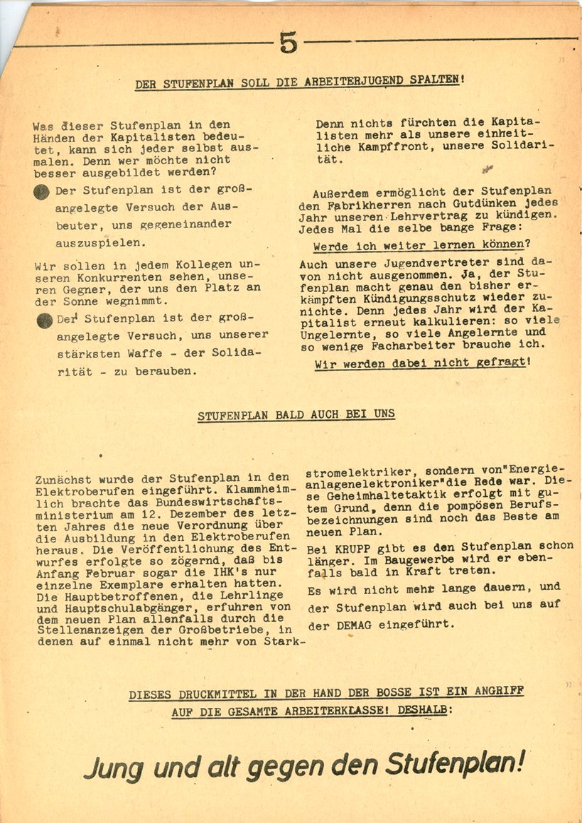 Duisburg_KABD_Roter_Demag_Kurier_1973_03_05
