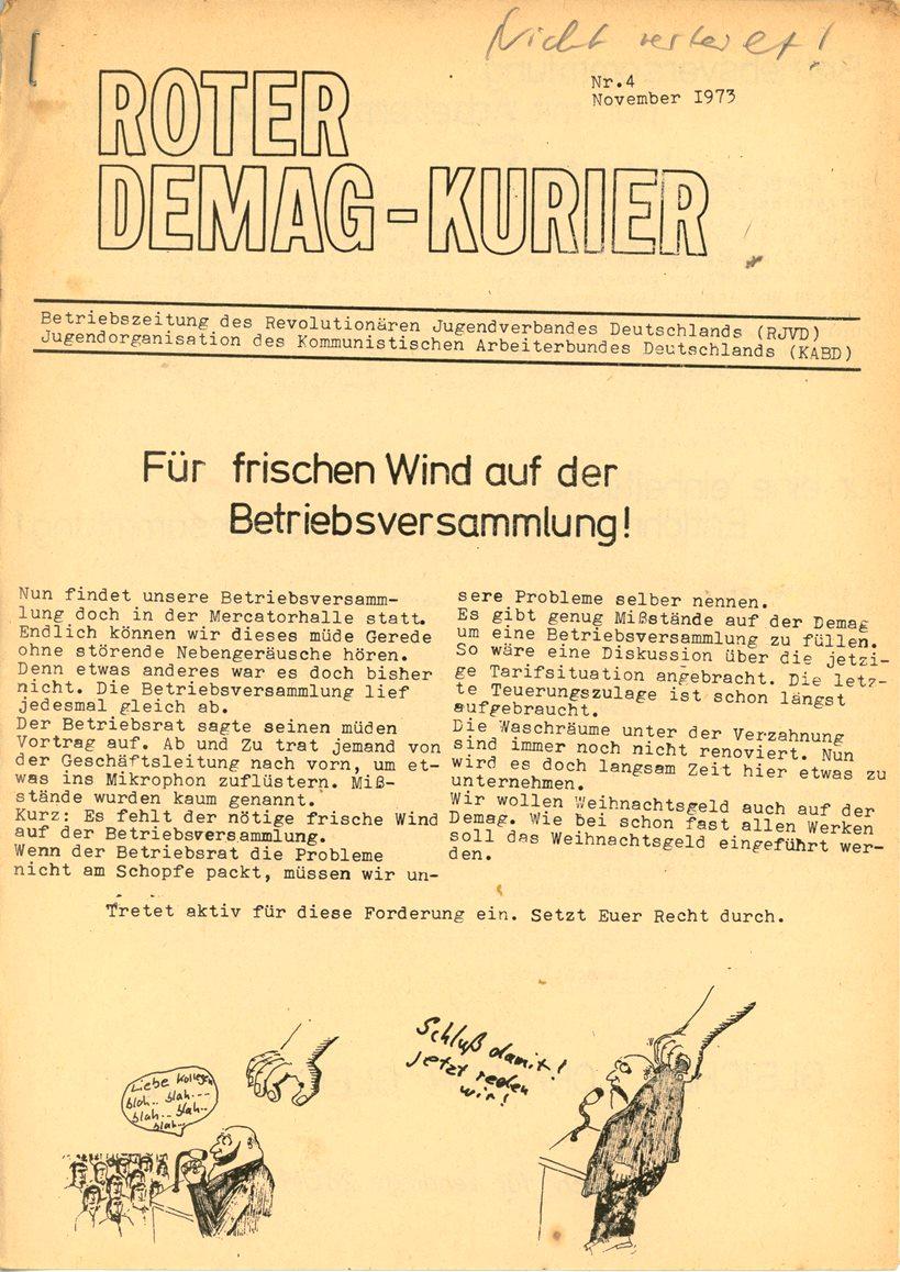 Duisburg_KABD_Roter_Demag_Kurier_1973_04_01