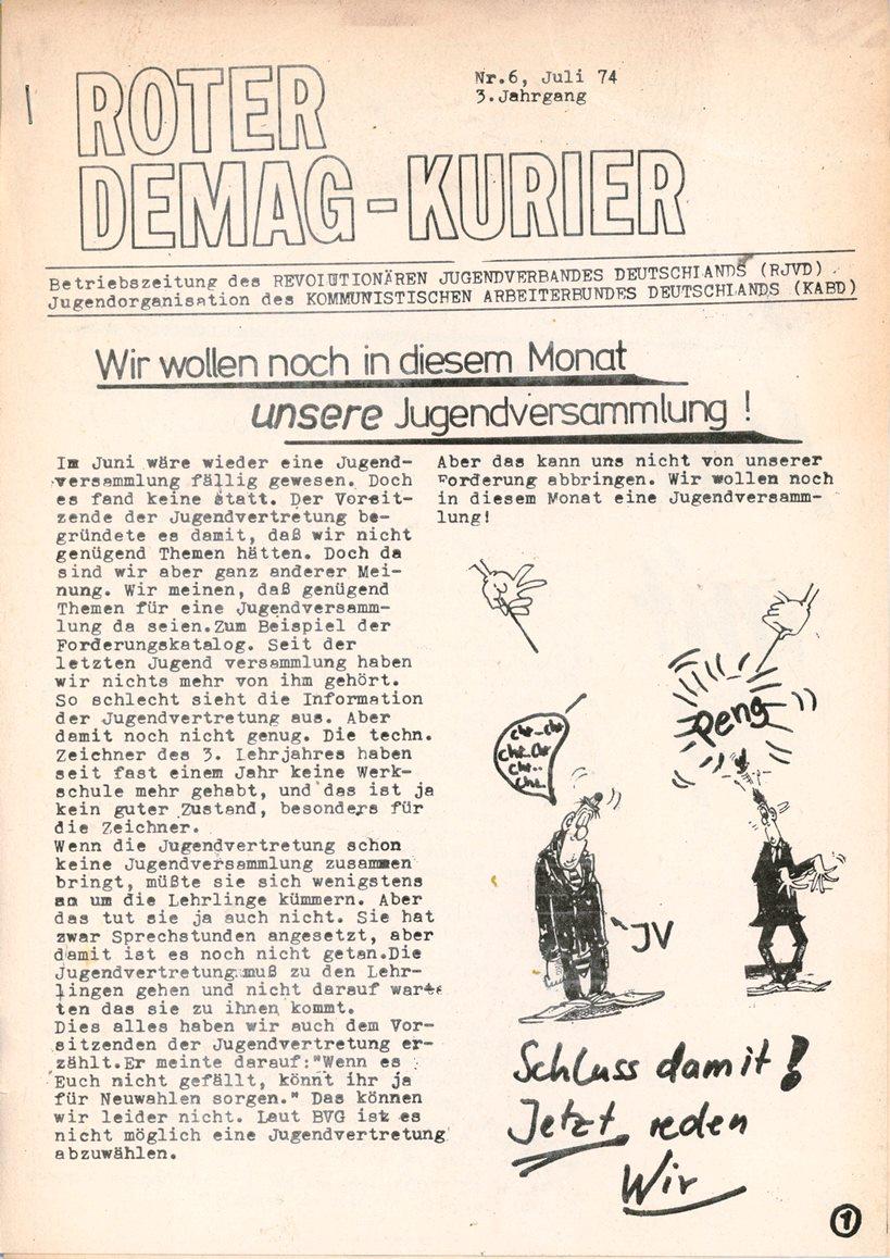 Duisburg_KABD_Roter_Demag_Kurier_1974_06_01