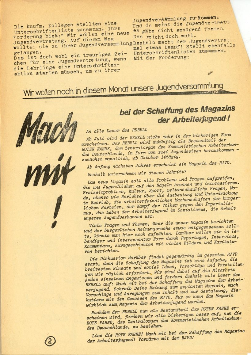Duisburg_KABD_Roter_Demag_Kurier_1974_06_02