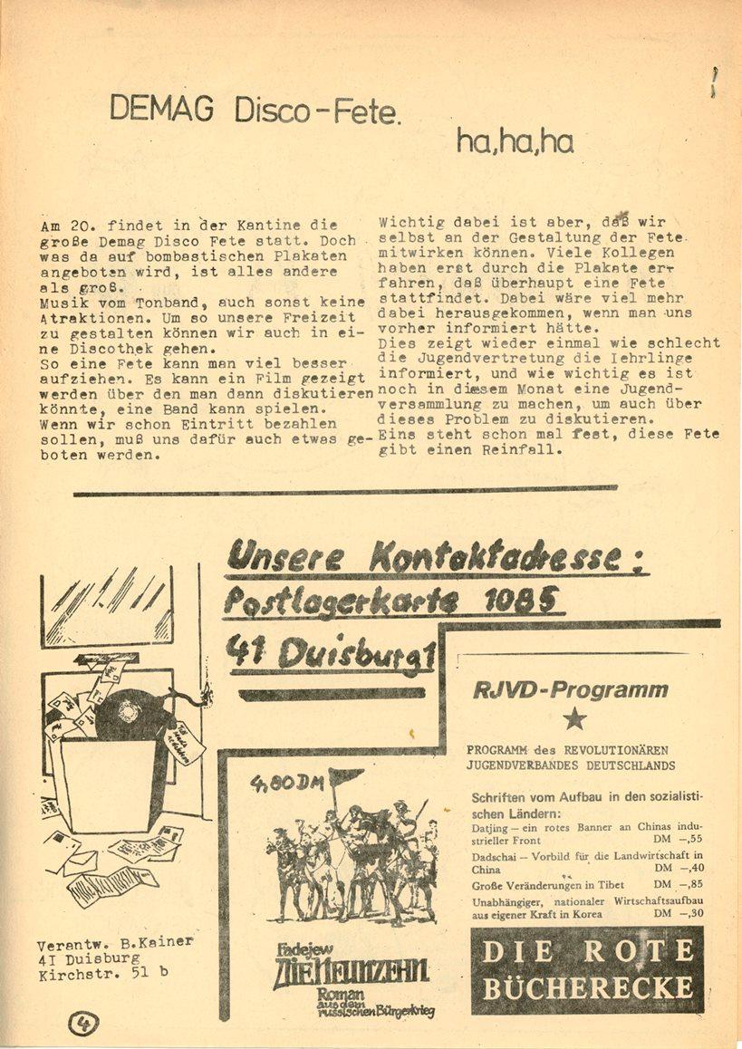Duisburg_KABD_Roter_Demag_Kurier_1974_06_04