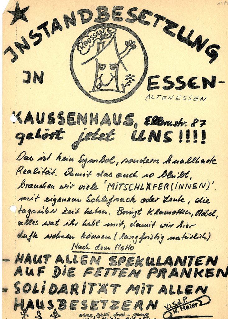 Essen_Hausbesetzungen_1981_03