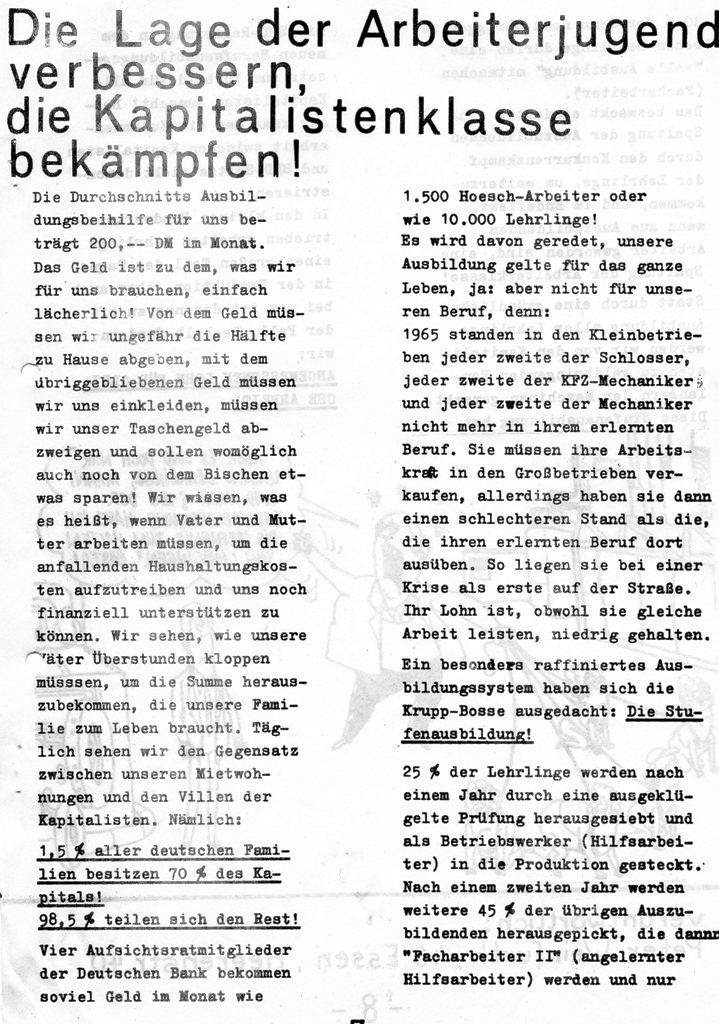 RHA, 5/1970, S. 7