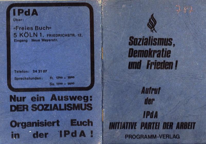 Koeln_IPdA_1975_Aufruf_001