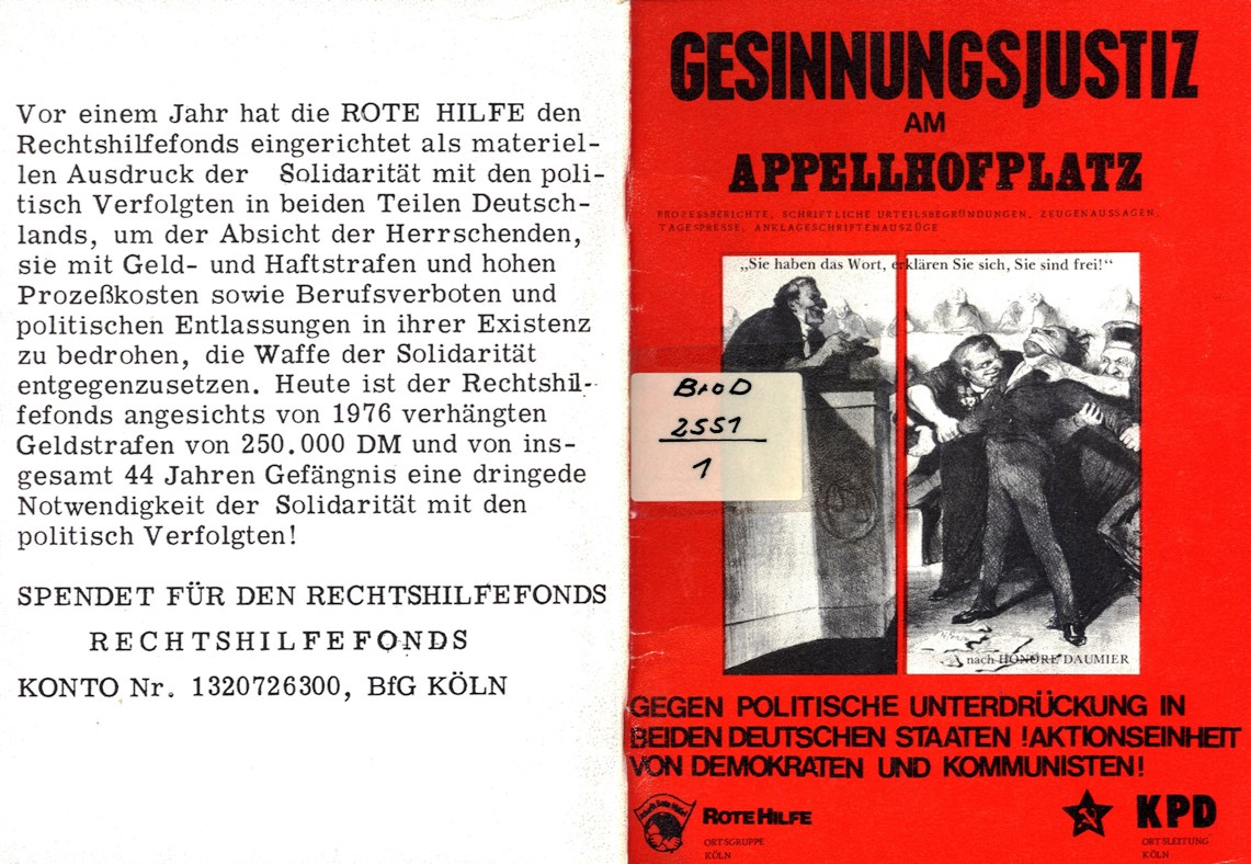 Koeln_KPD_1977_Appellhofplatz_01
