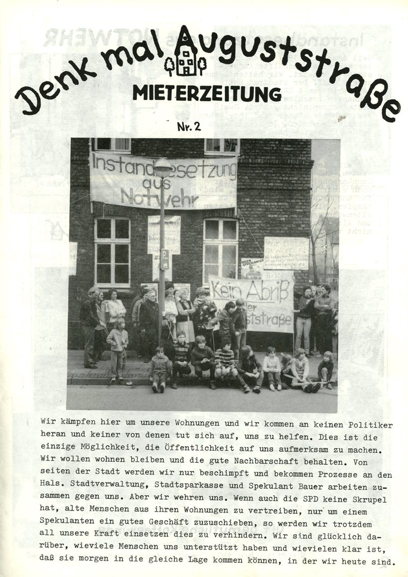 Gelsenkirchen_Mieterzeitung_Auguststrasse_1981_02_01