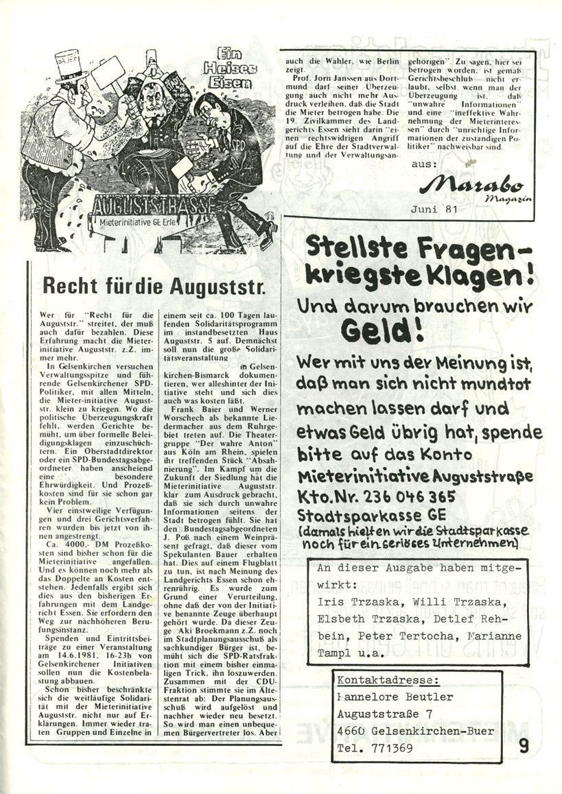 Gelsenkirchen_Mieterzeitung_Auguststrasse_1981_02_09