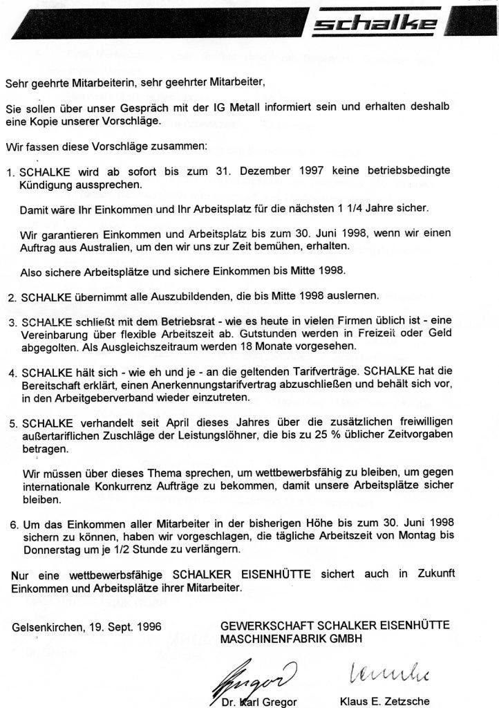Tarifkonflikt SEH, Dokument 3